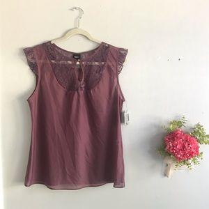 🌺Sheer & lace summer shirt 🌺